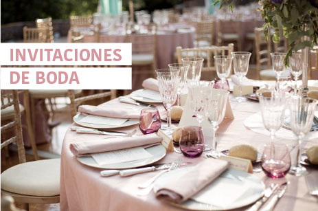 Invitaciones and Love